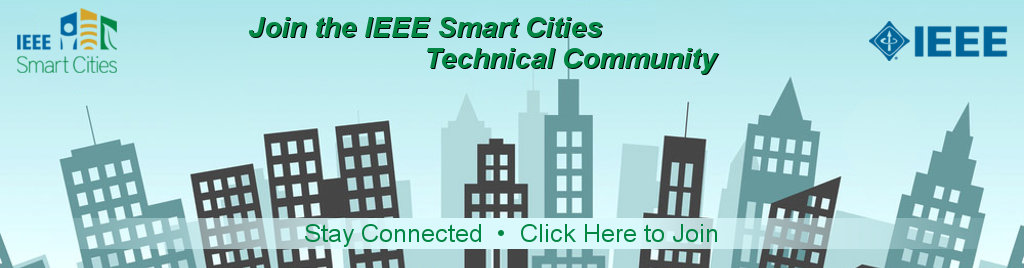 Join the IEEE Smart Cities Technical Community